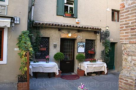 Taverna all Androna din Grado